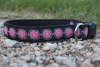 "Halsband ""Isis"" pink"